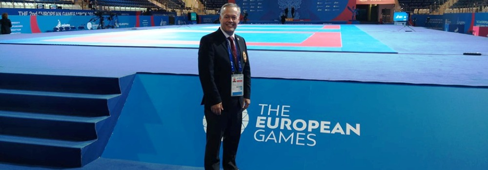 European Games - BKF Chief Referee's Report